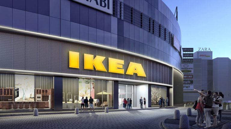 IKEA / BLUE CITY