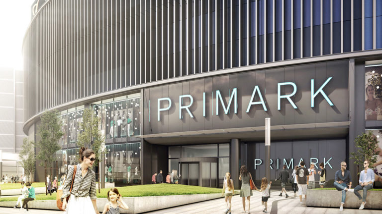 PRIMARK / BLUE CITY
